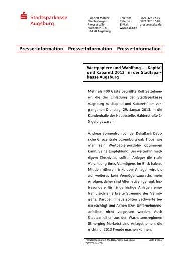 2013-01-31-Kapital u Kabarett 2013 - Stadtsparkasse Augsburg