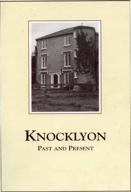 Bed and Breakfast Knocklyon House, Ennis, Ireland - Booking
