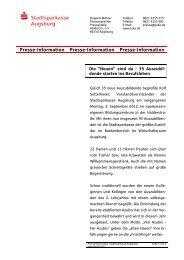 Presse-Information Presse-Information Presse-Information