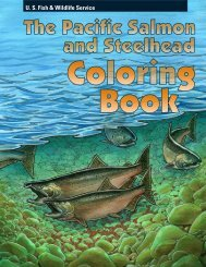 The Pacific Salmon and Steelhead Coloring Book - U.S. Fish and ...