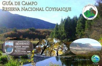 Guía de Campo Reserva Nacional Coyhaique - Turismo Cientifico ...
