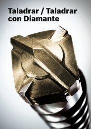 Taladrar / Taladrar con Diamante - Herramientas eléctricas Bosch
