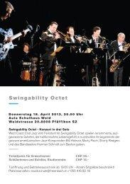 Swingability Octet