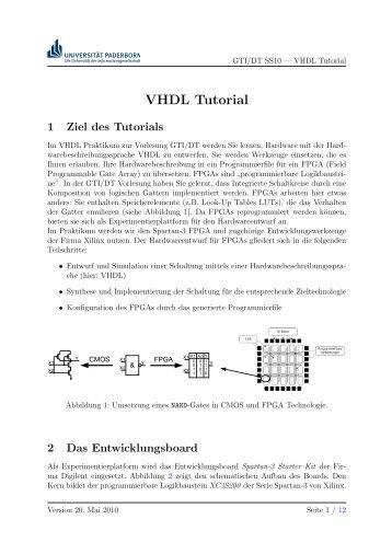 Tutorial GTI/DT Praktikum