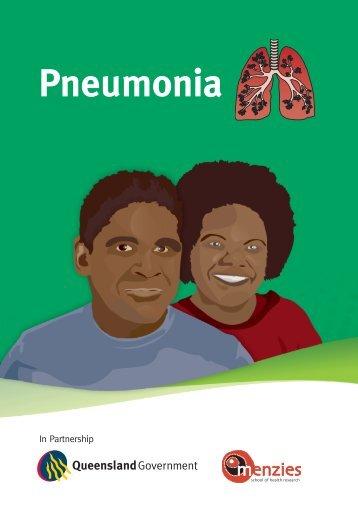 Pneumonia Flipchart - Queensland Health