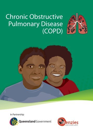Chronic Obstructive Pulmonary Disease COPD - Queensland Health