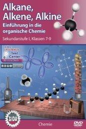 Alkane, Alkene, Alkine - Einführung in die organische Chemie - GIDA
