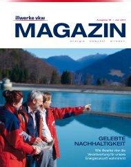 Illwerke VKW Magazin - Juli 2011 Deutschland
