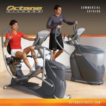 COMMERCIAL CATALOG - Octane Fitness