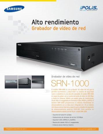 SRN-1000 - Samsung