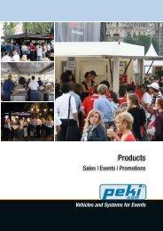 Products - PEKI Karosserie- und Fahrzeugtechnik GmbH