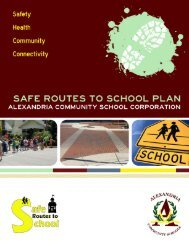 Safe Routes to School Plan 1 - The Madison County Council of ...