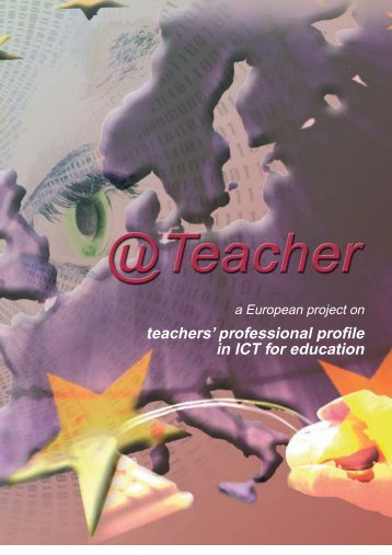 teachers' professional profile in ICT for education