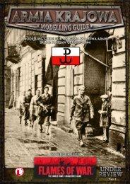 researching the armia krajowa - Flames of War