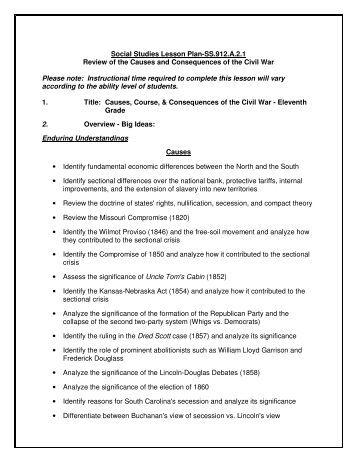 GED Social Studies Focus Sheet: Lesson 3 - pwcstv