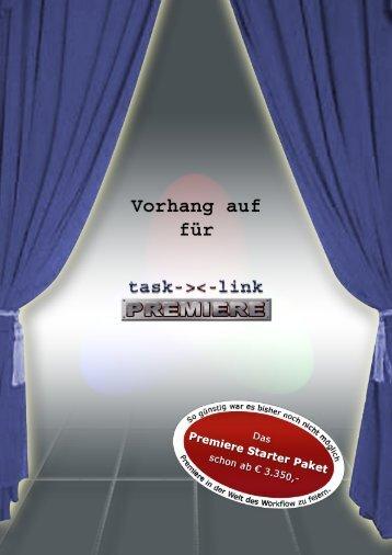 task-><-link PREMIERE