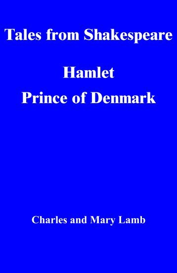 Tales from Shakespeare, Hamlet - RFL eBook Library
