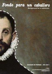 Background for a nobleman - Fondo para un caballero
