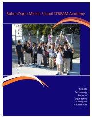 Ruben Dario Middle School STREAM Academy