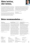 Magazine II|2013. Noblesse oblige! Château de Prangins 8PW\W ... - Page 3
