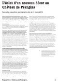 Magazine II|2013. Noblesse oblige! Château de Prangins 8PW\W ... - Page 4