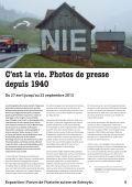 Magazine II|2013. Noblesse oblige! Château de Prangins 8PW\W ... - Page 6