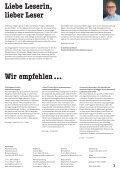 Kulturmagazin II|2013. Noblesse oblige! Château de Prangins ... - Page 3