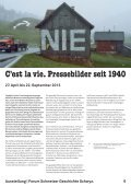 Kulturmagazin II|2013. Noblesse oblige! Château de Prangins ... - Page 6