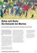 Kulturmagazin II|2013. Noblesse oblige! Château de Prangins ... - Page 7