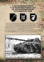 1. SS-Panzerdivision, 9. SS-Panzerdivision and 10. SS ...