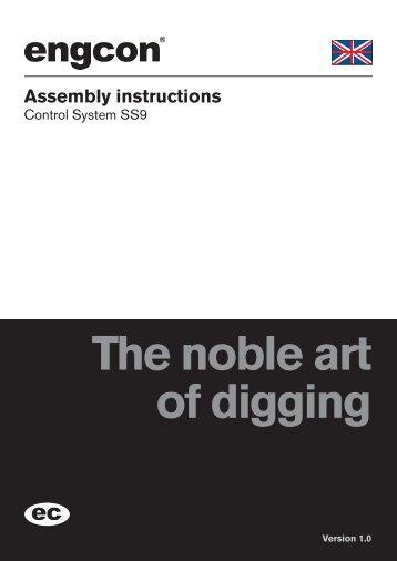 Assembly Instructions SS9 - TiltRotators UK