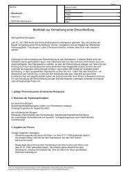Merkblatt zur Anmeldung einer Eheschließung - Bad Oeynhausen