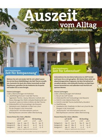 vom Alltag - Bad Oeynhausen
