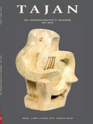 ART IMPRESSIONNISTE ET MODERNE ART NAÏF - Tajan