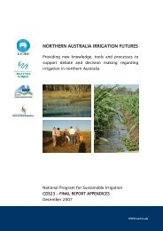 NAIF FINAL REPORT TO NPSI / LWA – Title page - Land and Water ...
