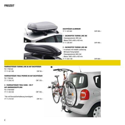 zubehör Grand Modus - Renault