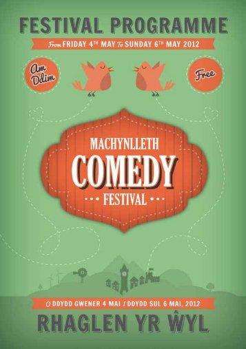 Cymru - Machynlleth Comedy Festival