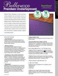 Premium Underlayment - Lumber Liquidators
