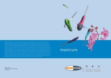 Manicure, Design- & Bedarfsartikel