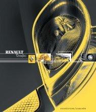Zubehörliste herunterladen (PDF) - Renault