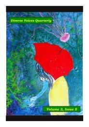 Volume 2, Issue 5 - Diverse Voices Quarterly