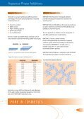 Rheological Additives in Cosmetics - Elementis Specialties - Page 7