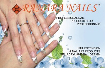 Tammy Taylor Nails Professional Catalog