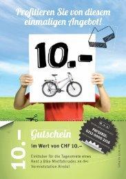 10 - Rent a Bike