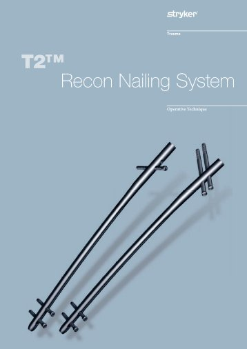 T2™ Recon Nailing System