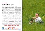 Kochnationalmannschaft Friedrich Zemanek ... - Hotel & Gastro Union