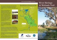 River Heritage & Wetlands Trail - Tourism Wellington