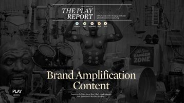 Brand Amplification Content