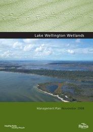Lake Wellington Wetlands Management Plan [PDF] - Parks Victoria