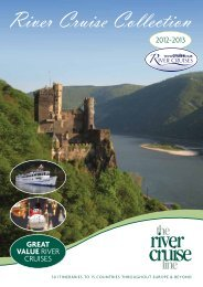 River Cruise Collection - Cruises